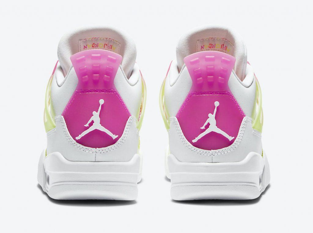 Air-Jordan-4-GS-Lemon-Venom-Pink-Blast-CV7808-100-Release-Date-Price-5