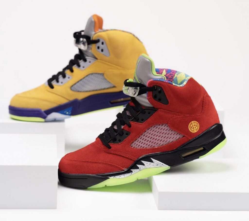 Air Jordan 5 What The-13