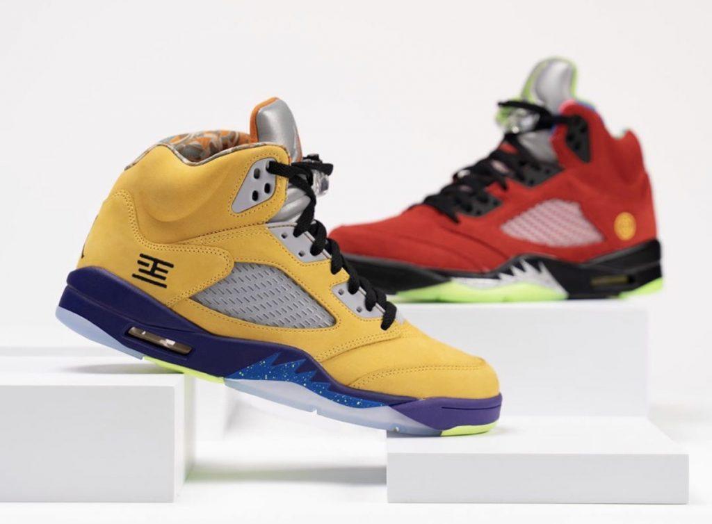 Air Jordan 5 What The-0