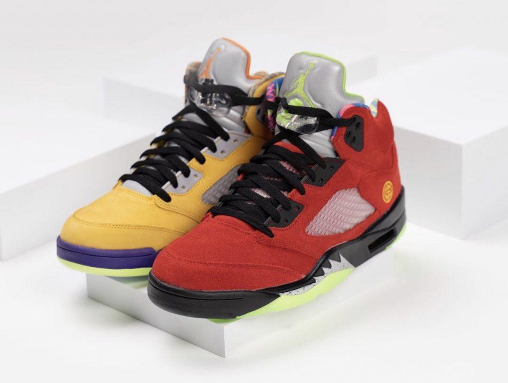 Air Jordan 5 What The-12