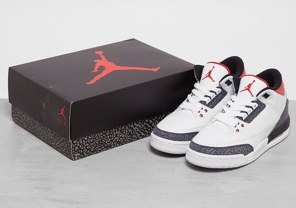 Air Jordan 3 SE Fire Red