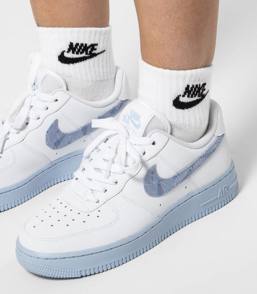 Nike Air Force 1 WMNS Hydrogen Blue