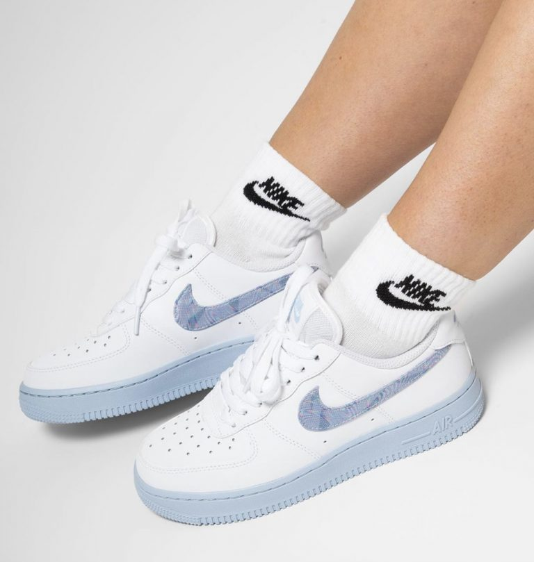 Nike Air Force 1 WMNS Hydrogen Blue
