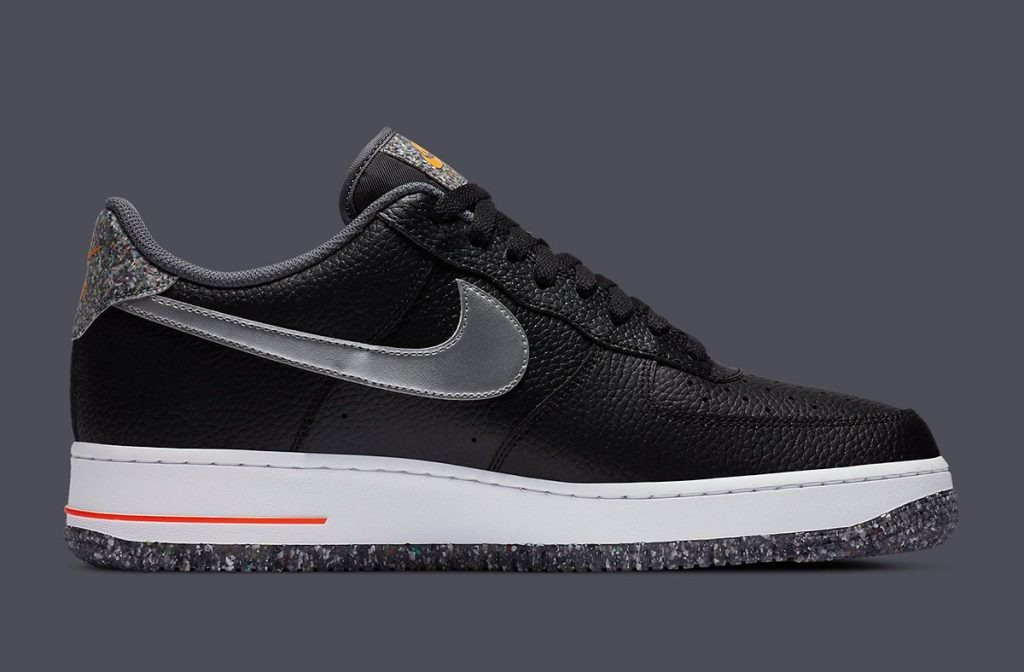 Nike Air Force 1 Low Crater Black-3