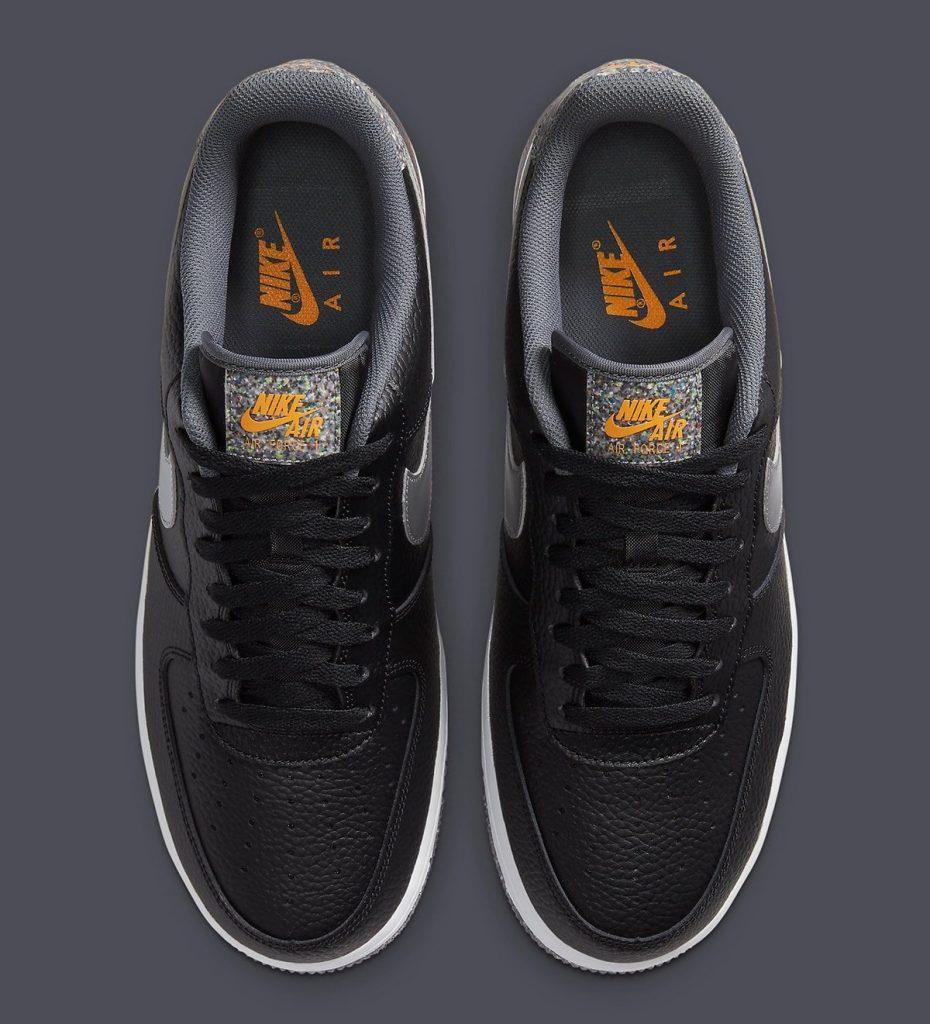 Nike Air Force 1 Low Crater Black-4