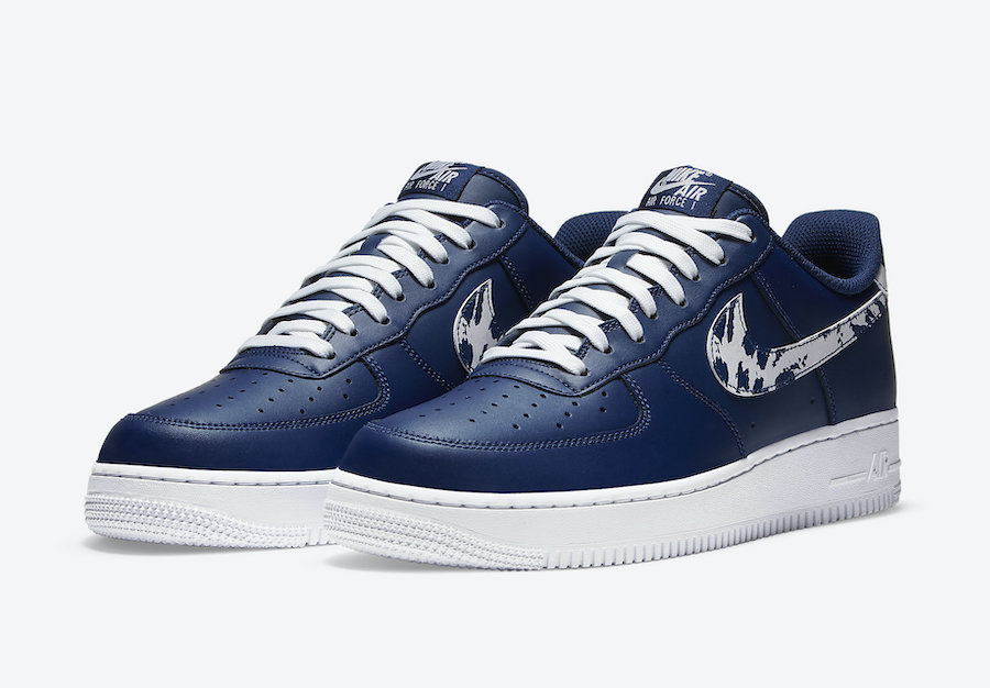 Nike Air Force 1 Low Animal Swoosh