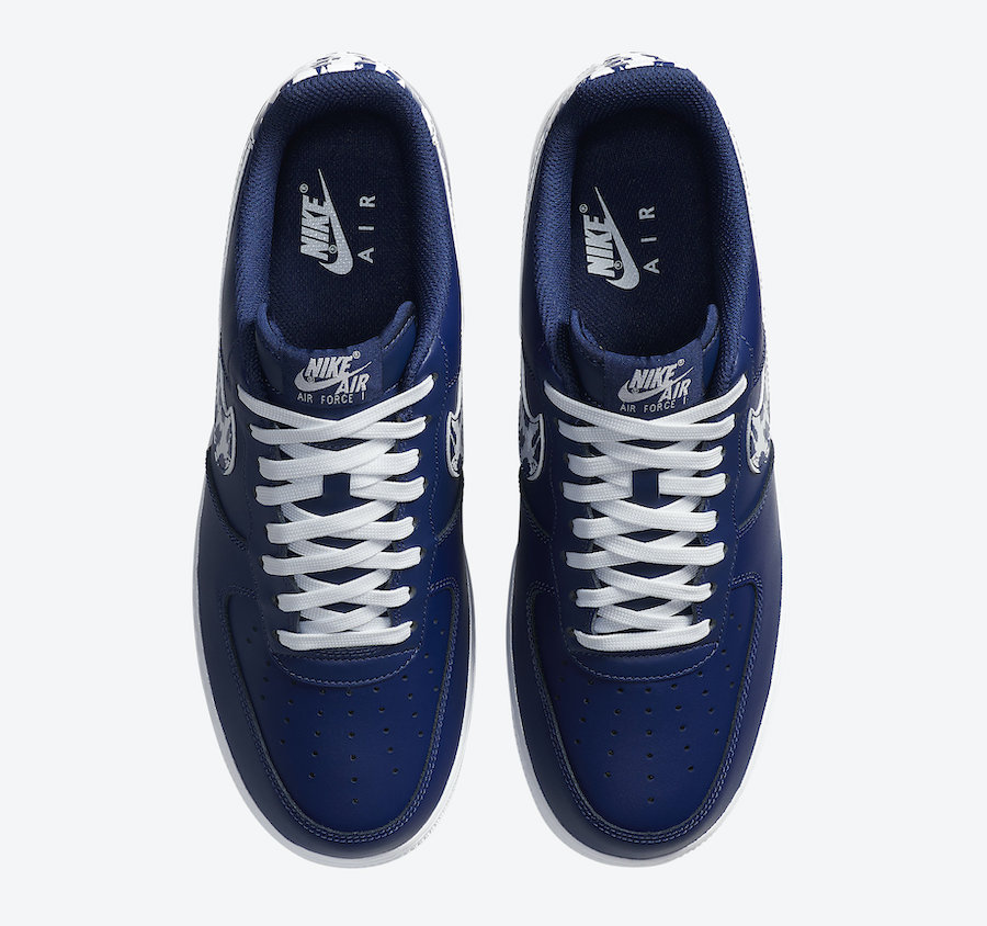 Nike-Air-Force-1-Low-Navy-Animal-Swoosh-CZ7873-400-Release-Date-2