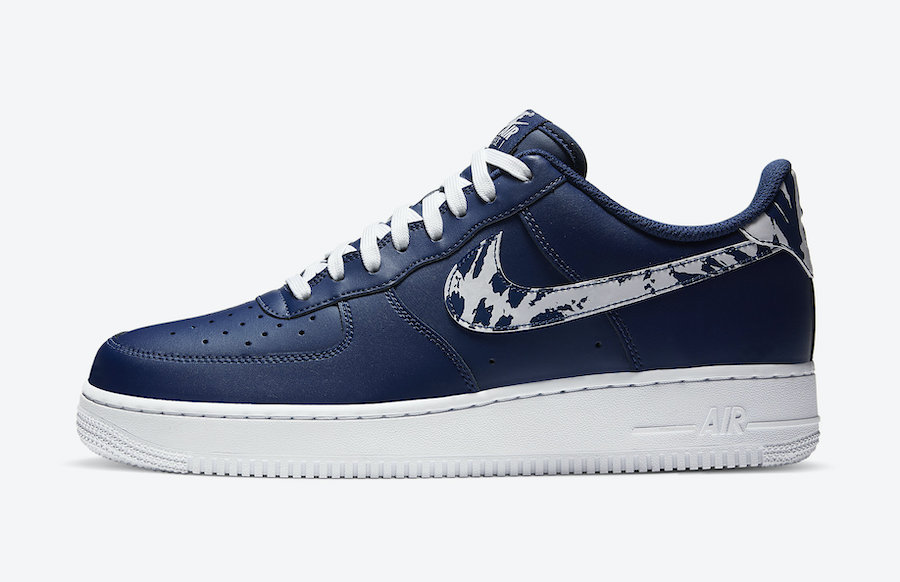 Nike Air Force 1 Low Animal Swoosh
