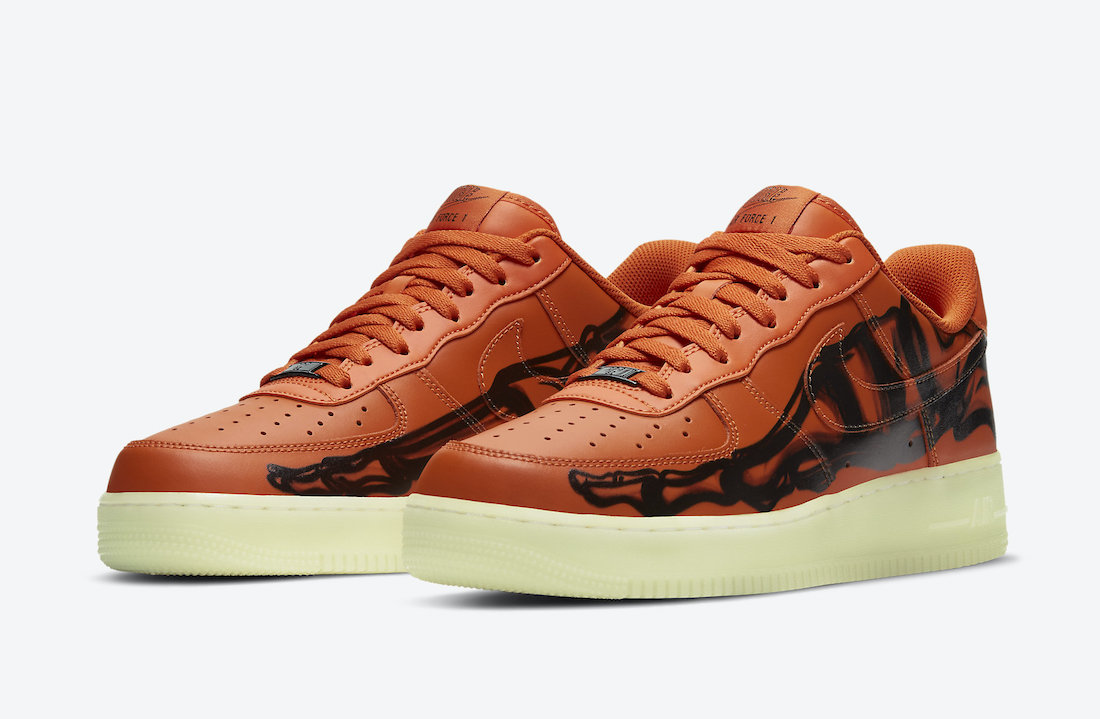 Nike-Air-Force-1-Orange-Skeleton-CU8067-800-Release-Date-4