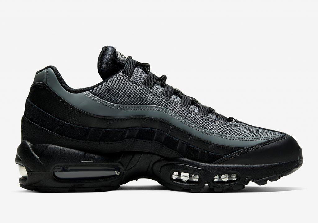 Nike Air Max 95 Black/Smoke Grey
