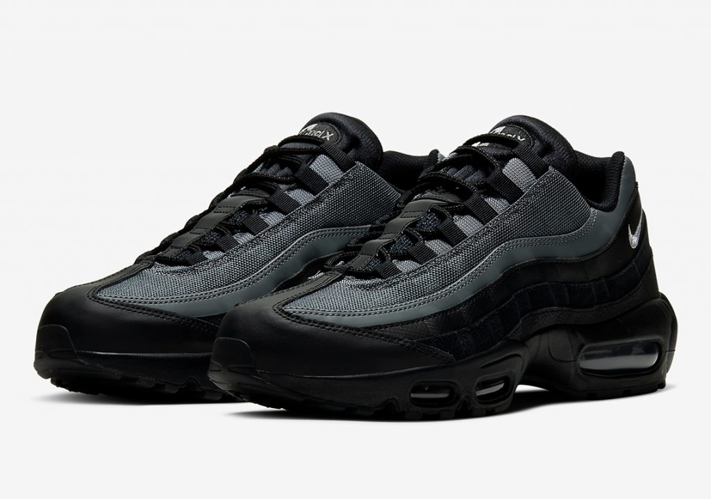 Nike Air Max 95 Black/Smoke Grey