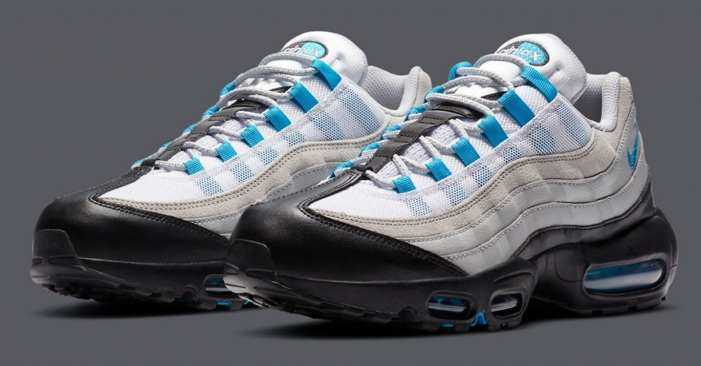Nike Air Max 95 Laser Blue-Featured Image