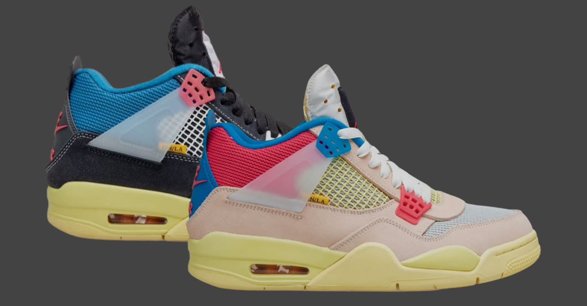 UNION AIR JORDAN 4 - Featured Image