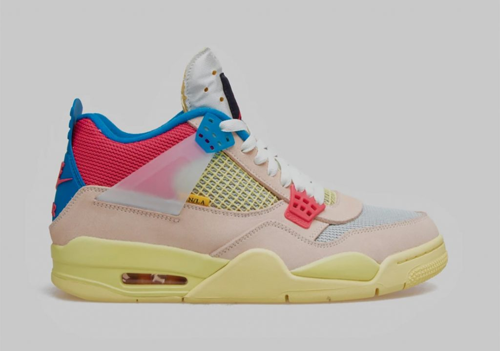 Union Air Jordan 4 Guava Ice-Official-4