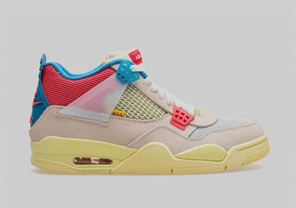 Union Air Jordan 4 Guava Ice-Official-3