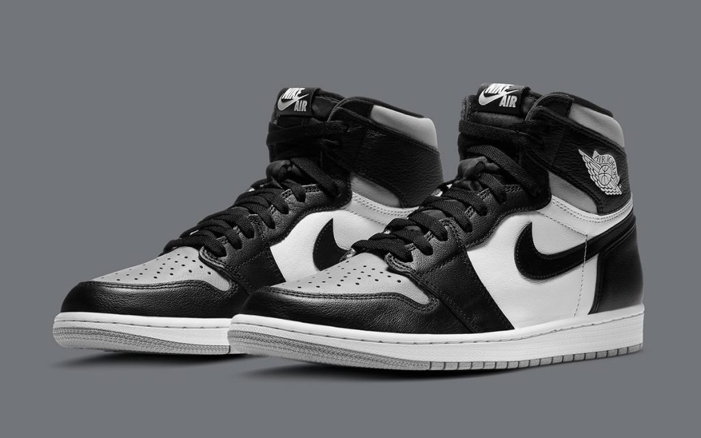Air Jordan 1 High OG Light Smoke Grey