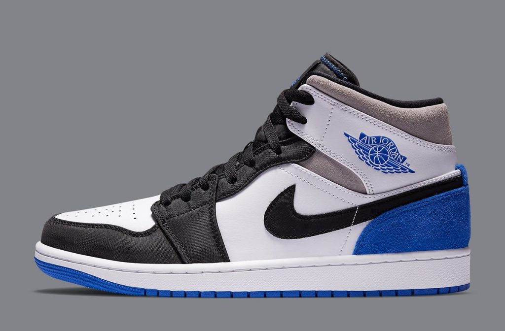 Air Jordan 1 Mid Se Game Royal Hitting Retail Soon Dailysole