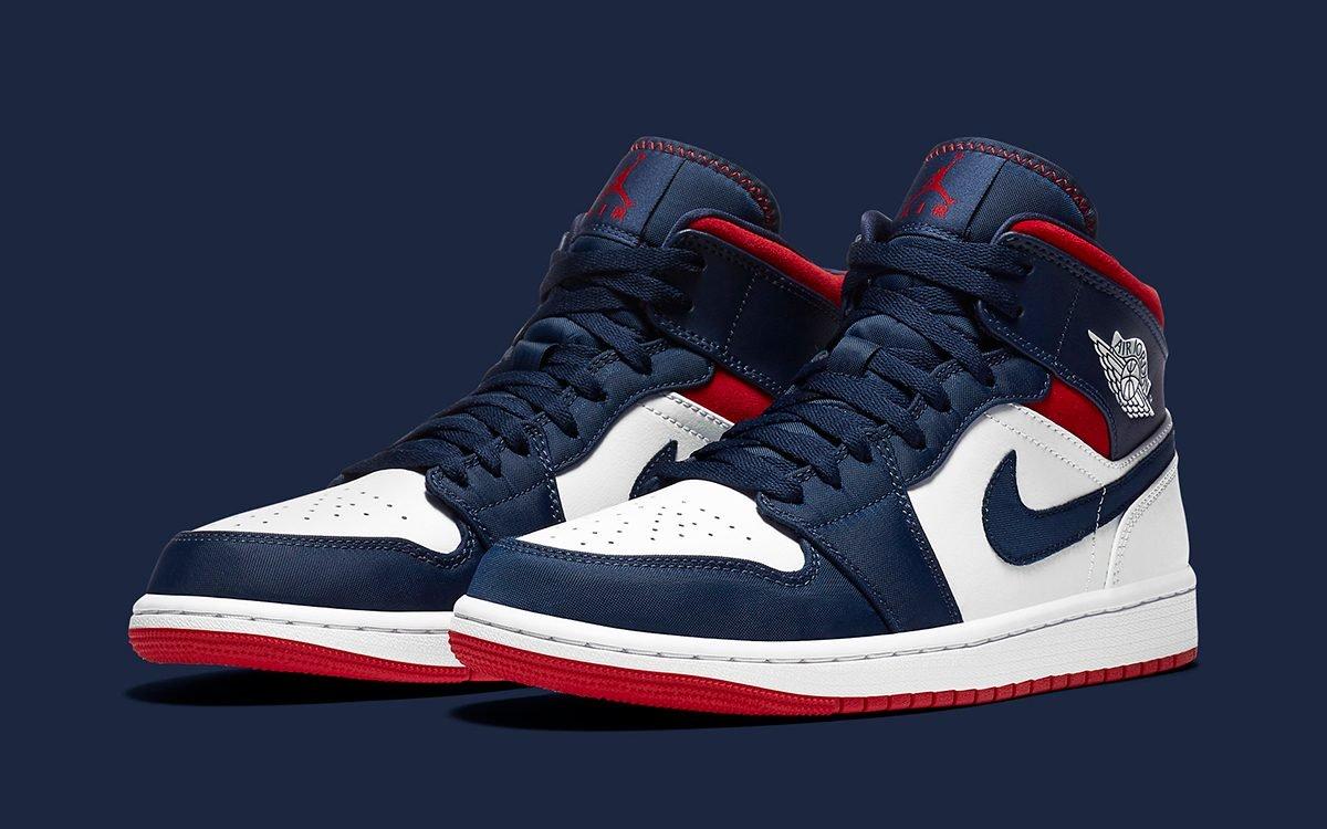 Air Jordan 1 Mid USA