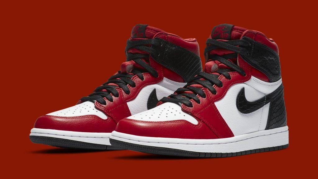Air Jordan 1 High OG WMNS Satin Snake