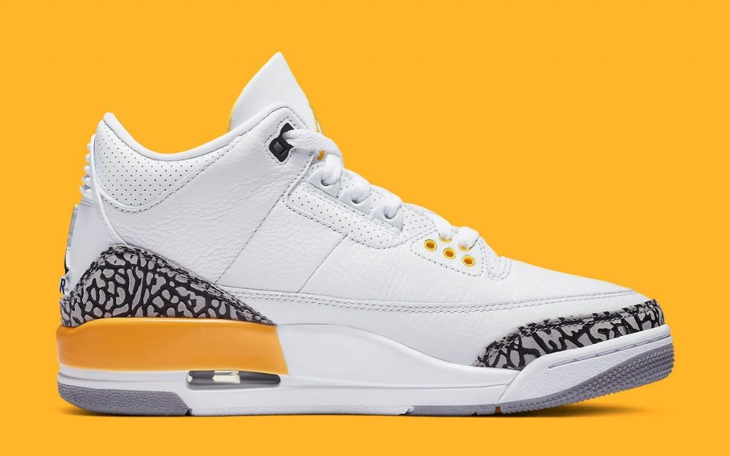 AIR JORDAN 3 WMNS LASER ORANGE-Official Look-3