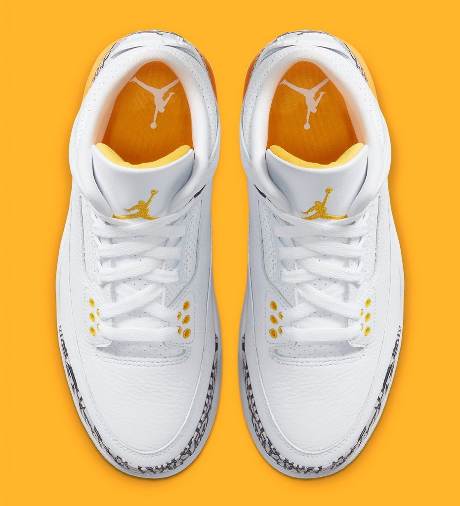 AIR JORDAN 3 WMNS LASER ORANGE-Official Look-4