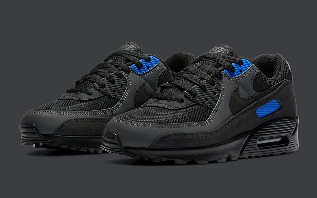 Nike Air Max 90 Black Royal-Featured Image