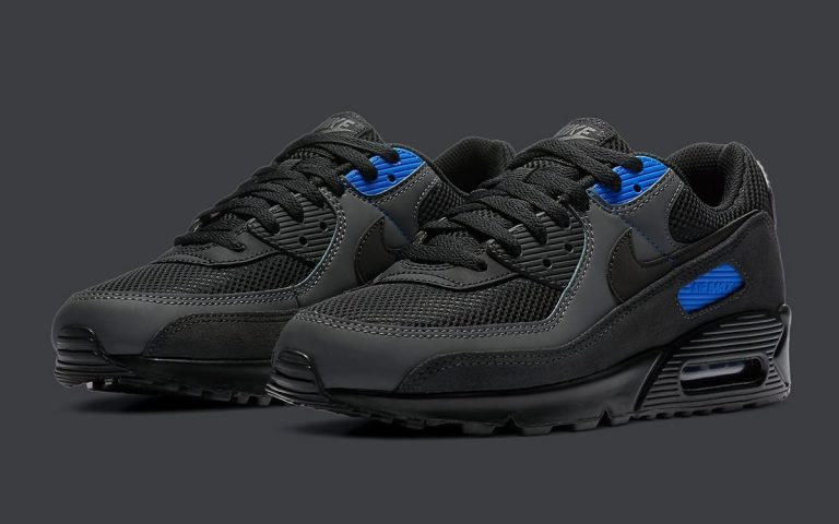 Nike Air Max 90 Black Royal-Featured Image