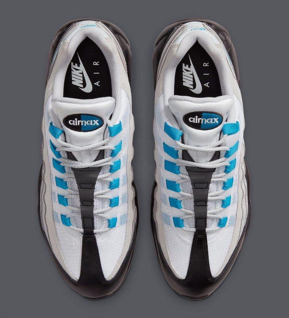 Nike Air Max 95 Laser Blue-4