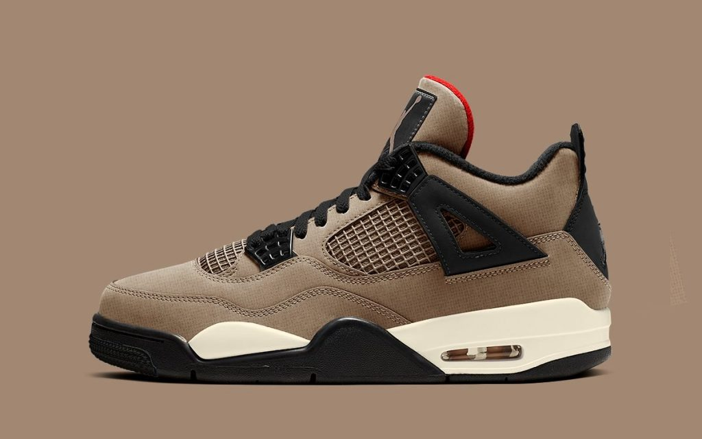 Air Jordan 4 Taupe Haze