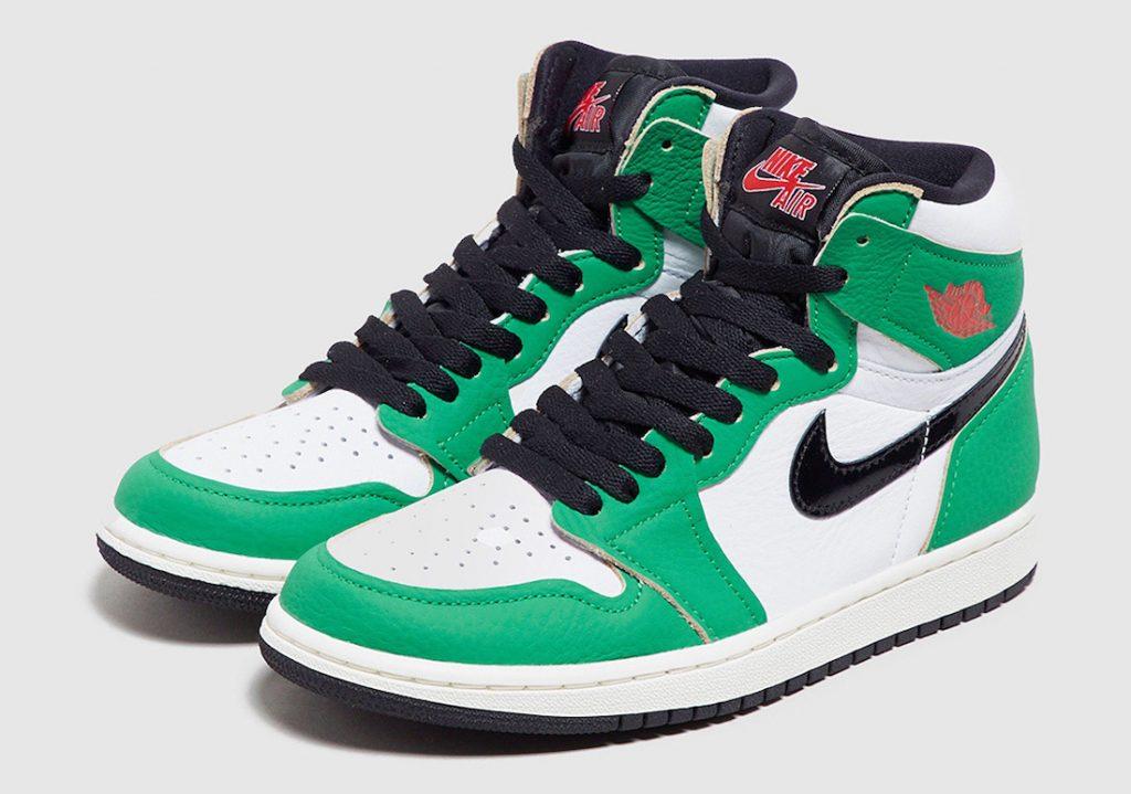 Air Jordan 1 High OG Lucky Green More Looks-1