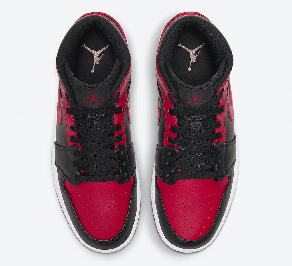 Air Jordan 1 Mid Bred-3