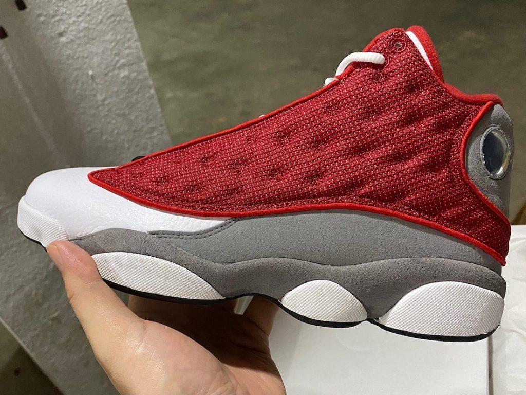 Air Jordan 13 Gym Red First Look