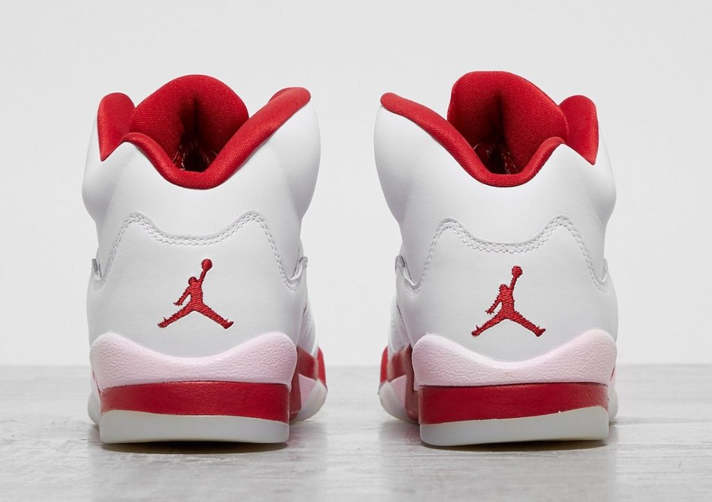 Air-Jordan-5-GS-White-Pink-Foam-Gym-Red-440892-106-Release-Date-2