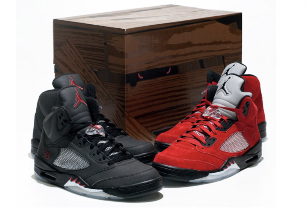 Air Jordan 5 Raging Bulls