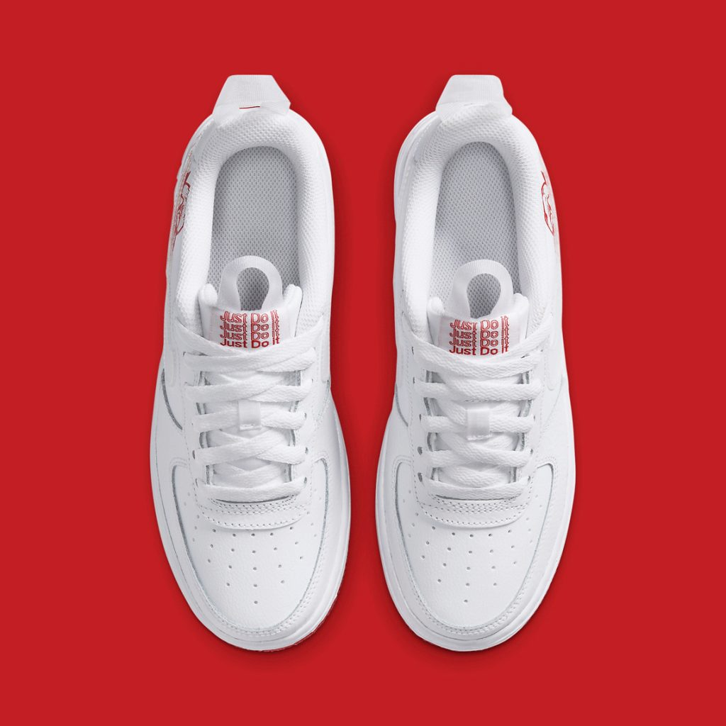 NIKE AIR FORCE 1 LOW PLASTIC SHOPPING BAGS-3