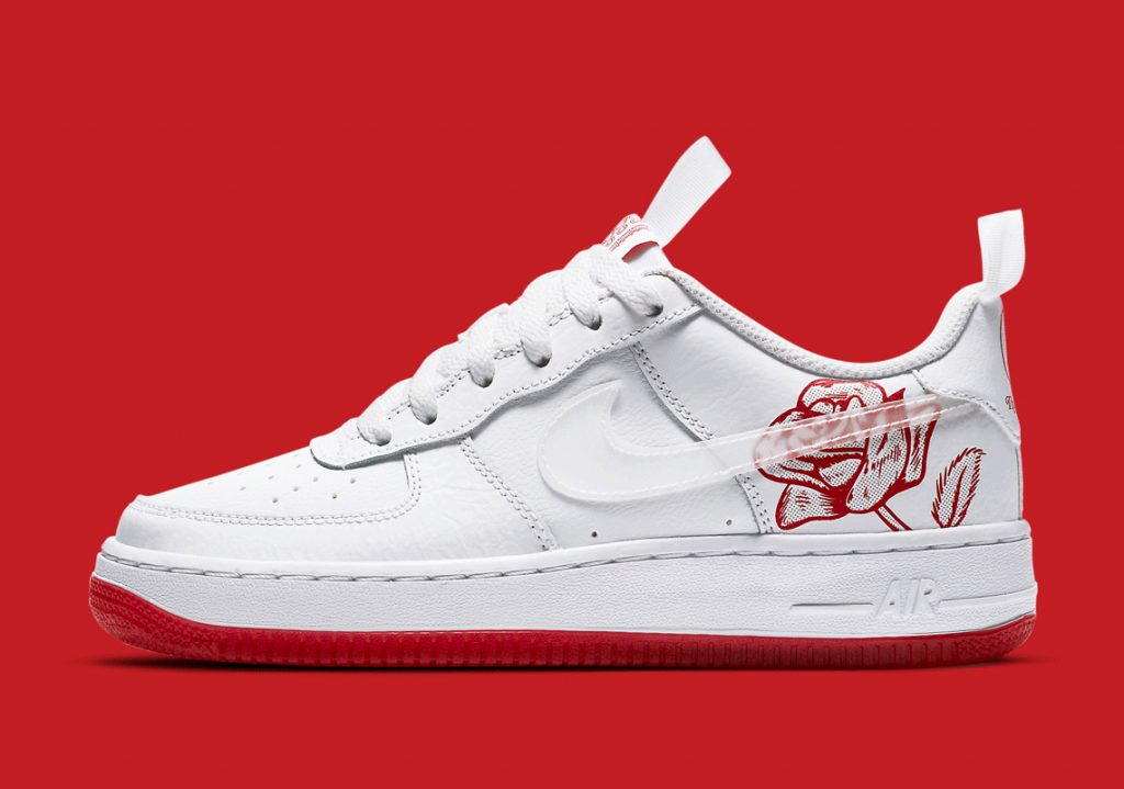 NIKE AIR FORCE 1 LOW PLASTIC SHOPPING BAGS-1