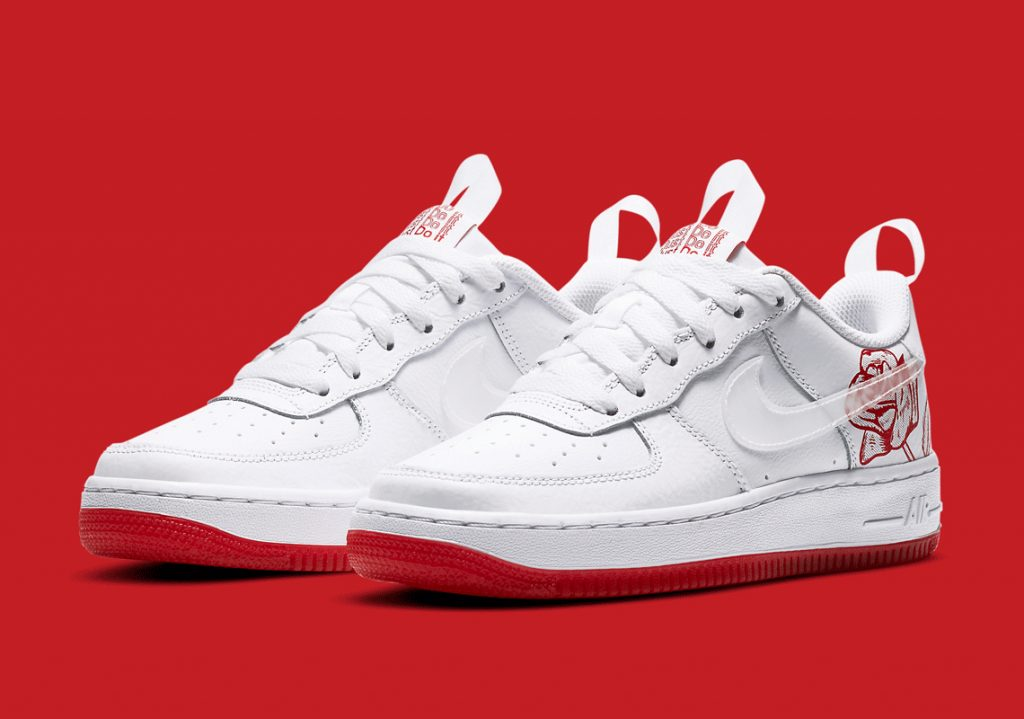 NIKE AIR FORCE 1 LOW PLASTIC SHOPPING BAGS