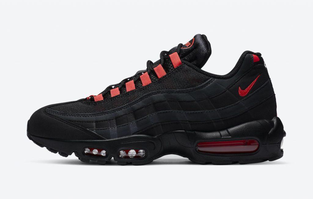 Nike Air Max 95 Laser Crimson-1