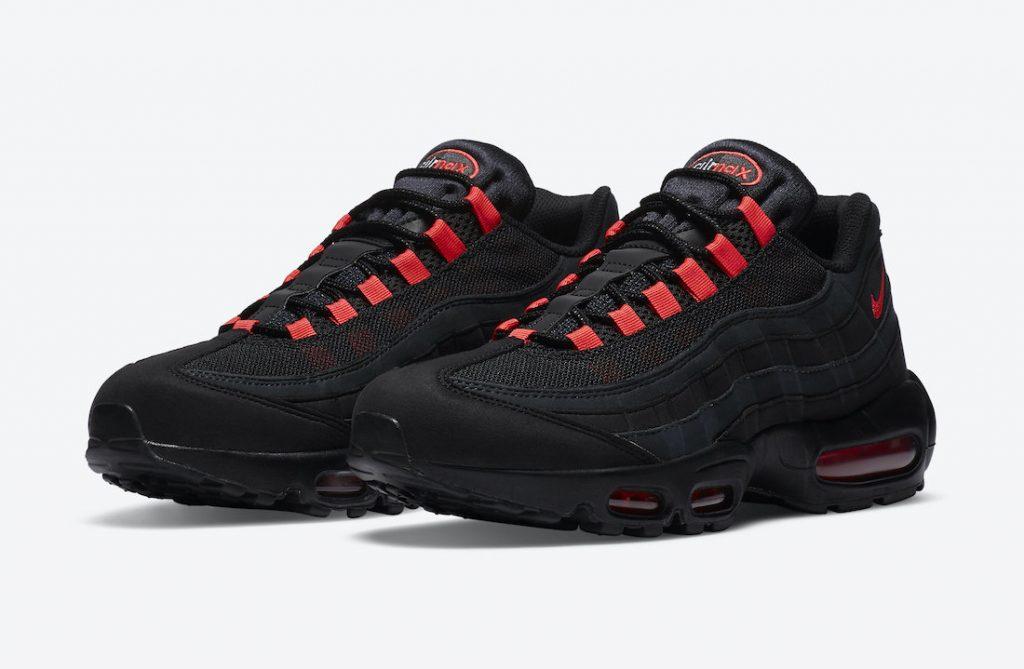Nike Air Max 95 Laser Crimson