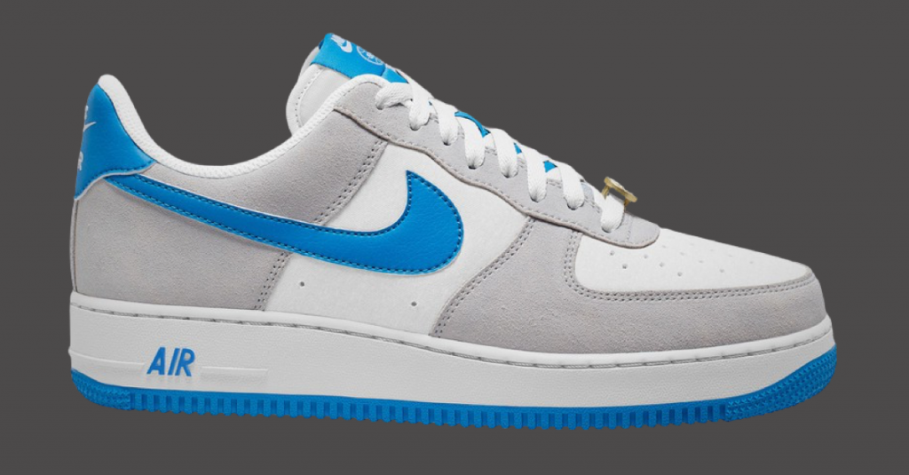 NIKE AIR FORCE 1 LOW '07 LV8 LIGHT PHOTO BLUE-FEATURED IMAGE