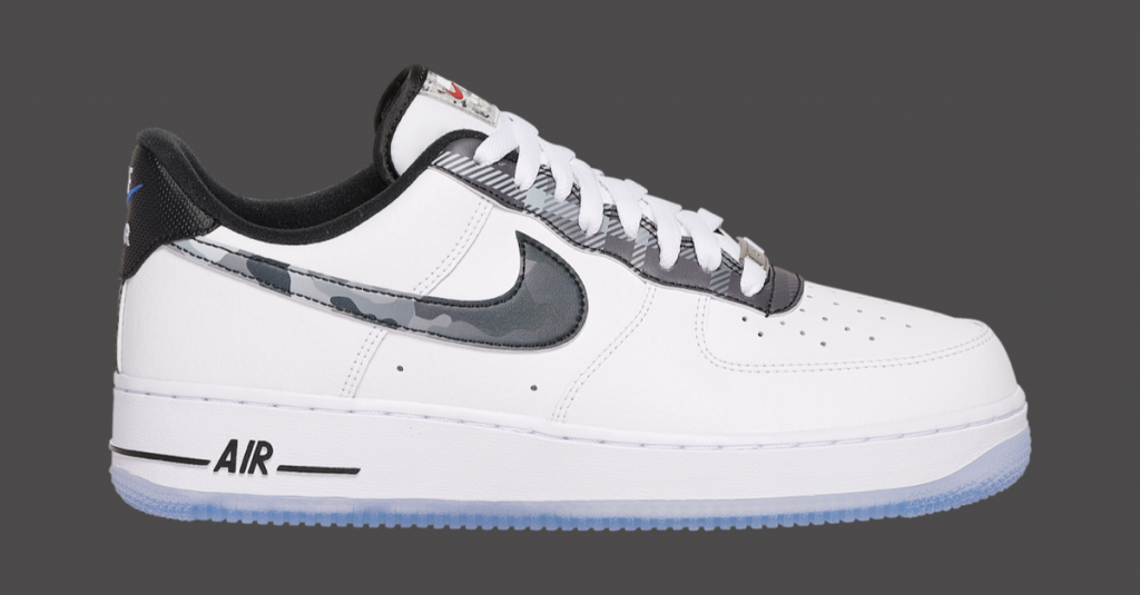 NIKE AIR FORCE 1 LOW GREY CAMO SWOOSH-Featured Image