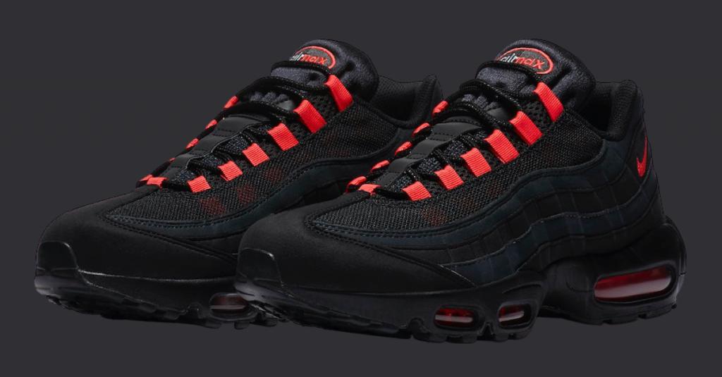 Nike Air Max 95 Laser Crimson Featured