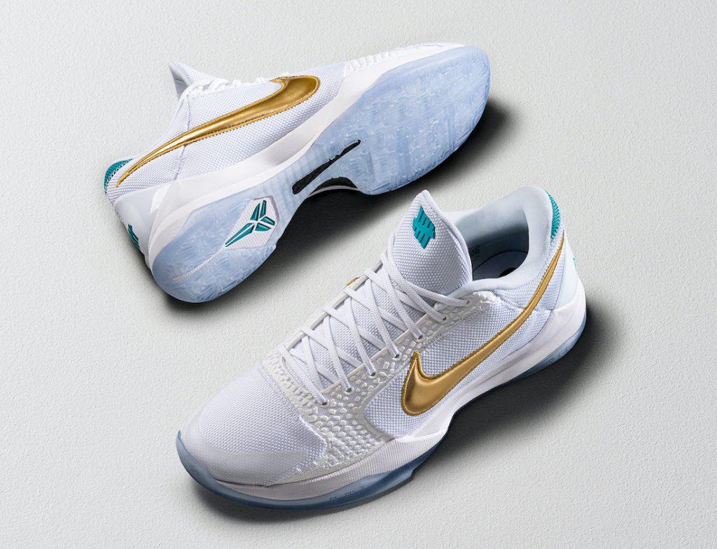 Undefeated Nike Kobe 5 Protro What If Pack-1