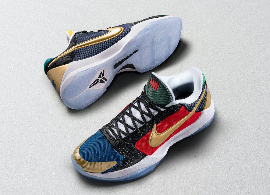 Undefeated Nike Kobe 5 Protro What If Pack-2