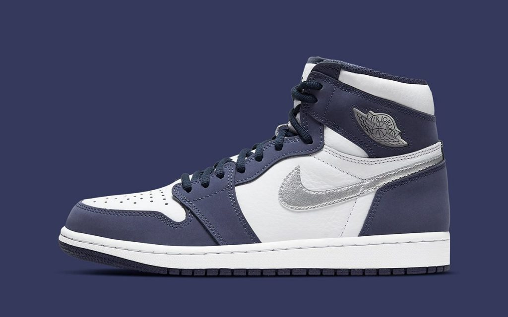 Air Jordan 1 High OG Midnight Navy Official Look - 5