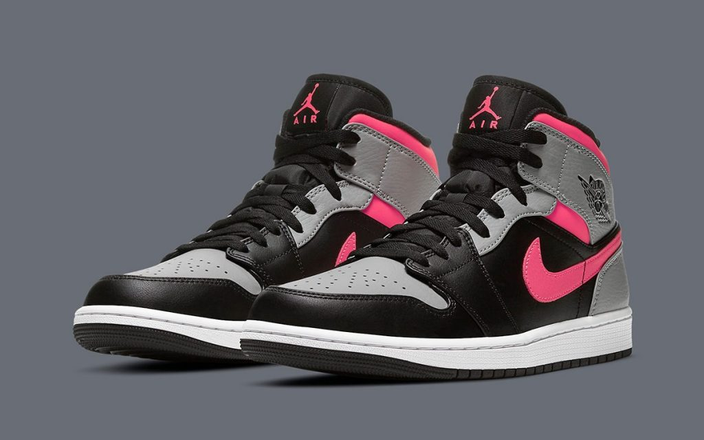 Air Jordan 1 Mid Pink Shadow Featured Image
