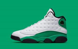 Air Jordan 13 Lucky Green Featured Image