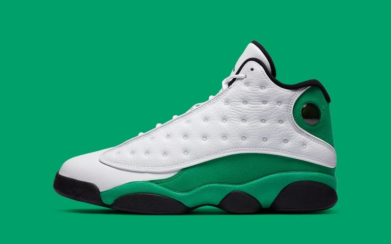 Air Jordan 13 Lucky Green Featured Image