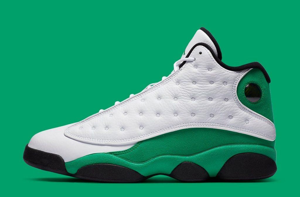 Air Jordan 13 Lucky Green Official Image-1