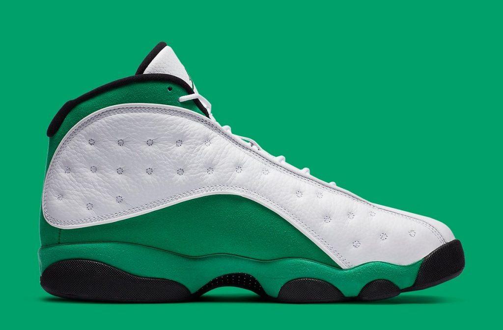 Air Jordan 13 Lucky Green Official Image-2